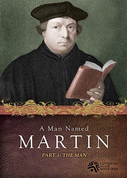Man Named Martin Part 1 DVD, A (DVD)