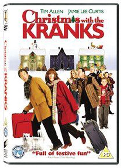 Christmas with the Kranks DVD (DVD)