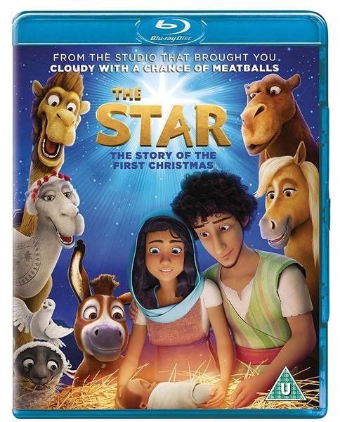The Star Blu-Ray DVD (Blu-ray)