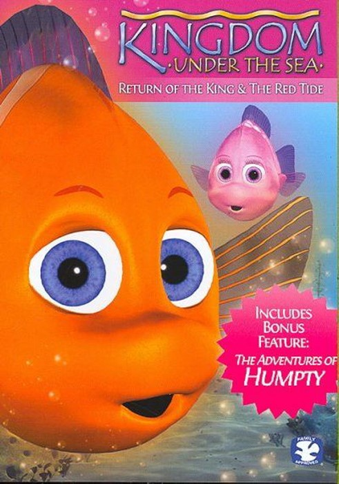 Kingdom Under the Sea Special Edition DVD (DVD)