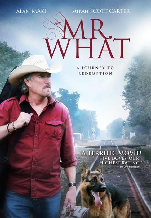 Mr. What DVD (DVD)