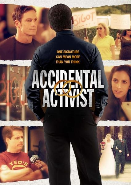 Accidental Activist DVD (DVD)