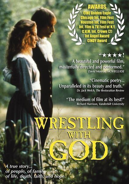 Wrestling with God DVD (DVD)