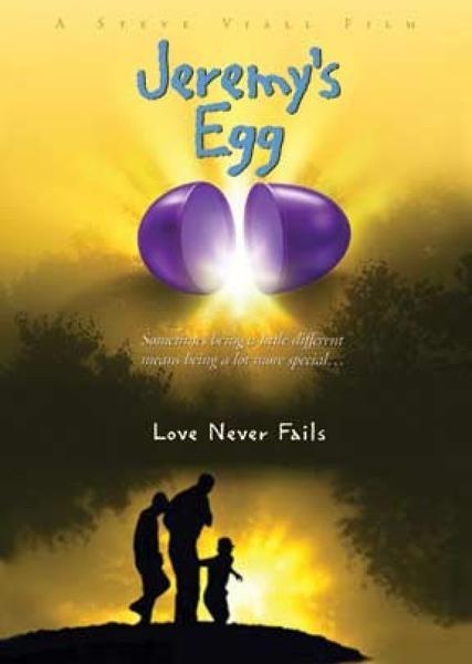 Jeremy's Egg DVD (DVD)