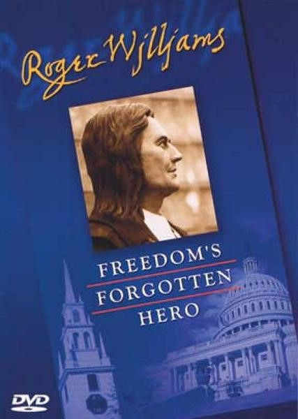 Roger Williams: Freedom's Forgotten Hero DVD