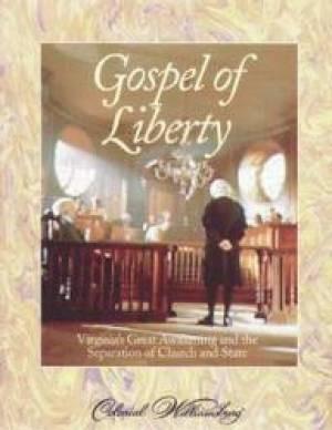 Gospel of Liberty DVD (DVD)