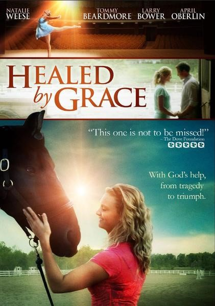 Healed by Grace DVD (DVD)