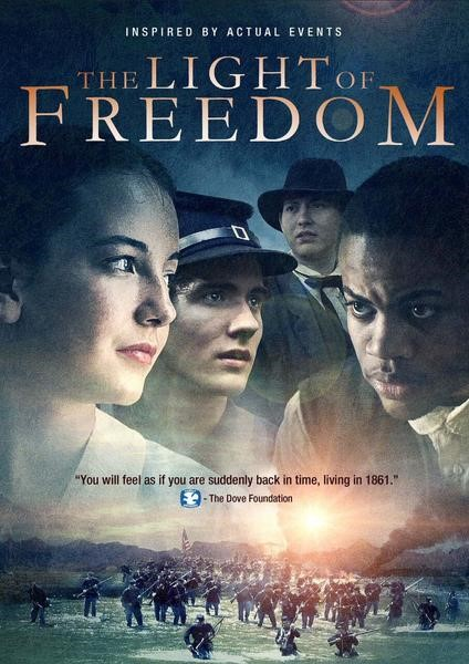The Light of Freedom DVD (DVD)