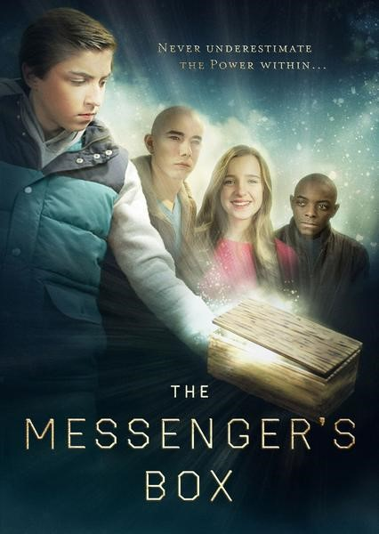 The Messenger's Box DVD (DVD)