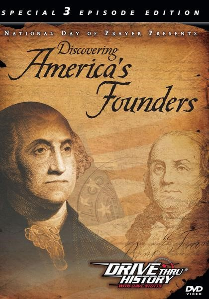 Discovering America's Founders DVD (DVD)