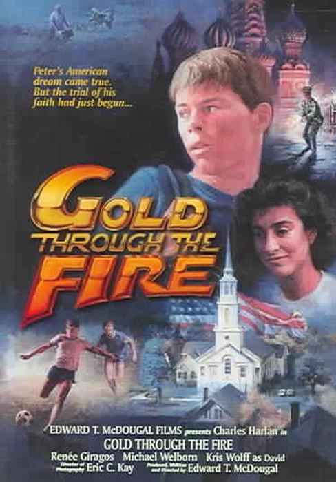Gold Through The Fire DVD (DVD)