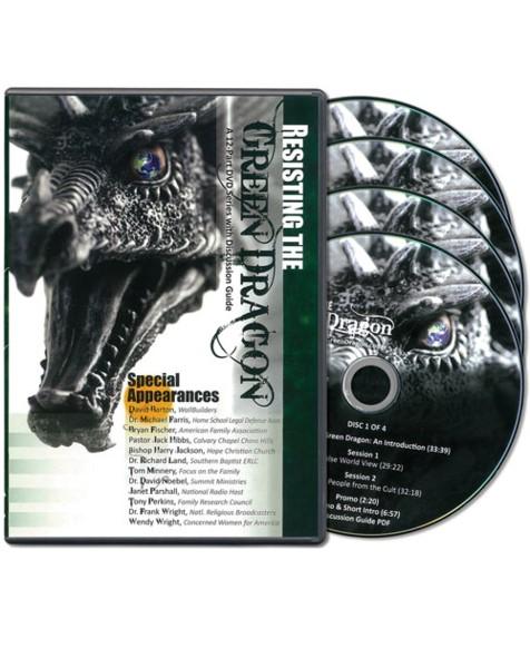 Resisting the Green Dragon DVD (DVD)