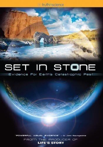 Set in Stone DVD (DVD)