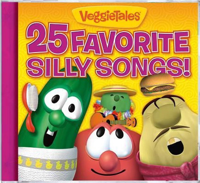 Veggietales 25 Favourite Silly Songs (CD-Audio)