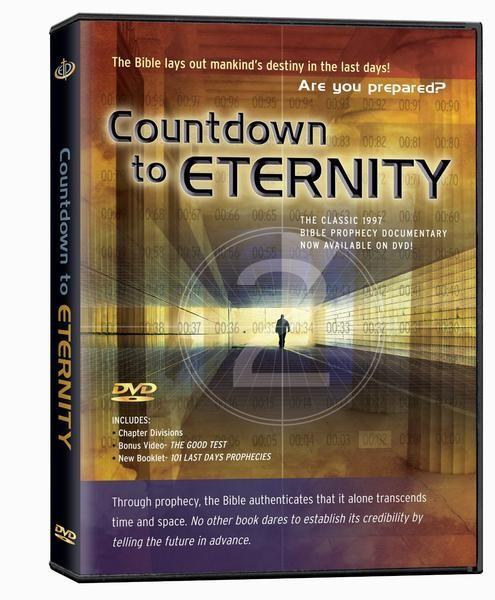 Countdown to Eternity DVD (DVD)