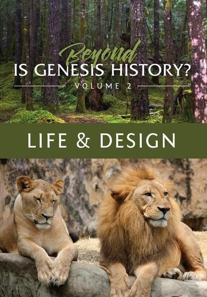 Beyond is Genesis History? Volume 2 DVD (DVD)