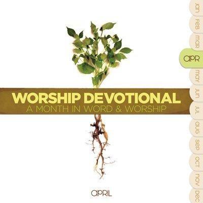 Worship Devotional: April CD (CD-Audio)