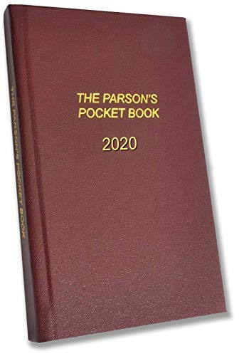 Parson's Pocket Book 2020 (Hard Cover)