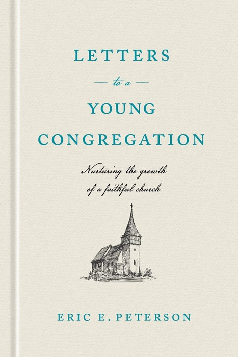 Letters to a Young Congregation (Hard Cover)