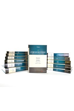 Cornerstone Biblical Commentary Old Testament Set (Hard Cover)