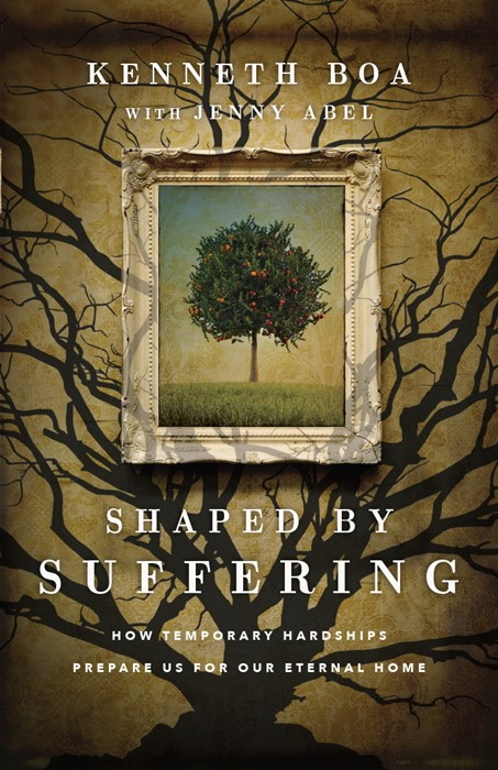 Shaped by Suffering (Paperback)