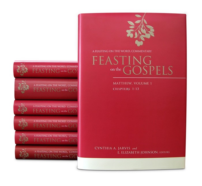 Feasting on the Gospels: Complete Seven Volume Set (Hard Cover)