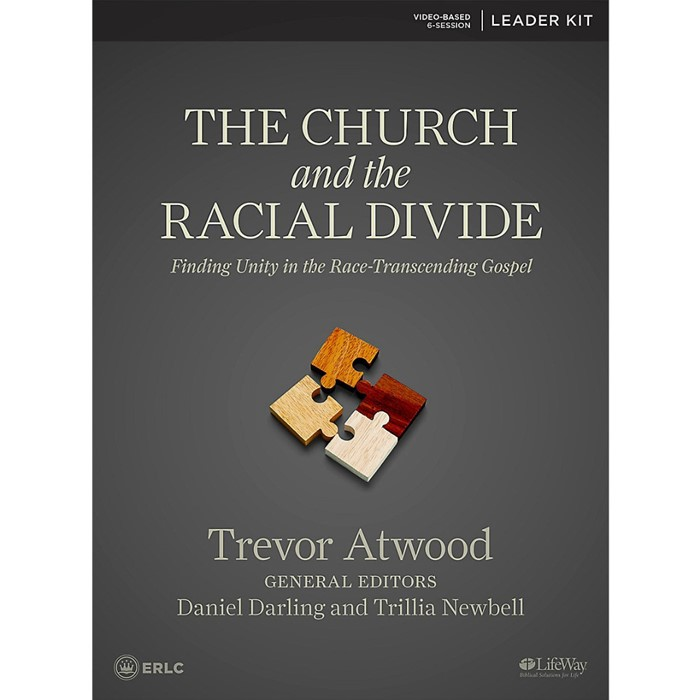 The Church and the Racial Divide Leader Kit (Kit)