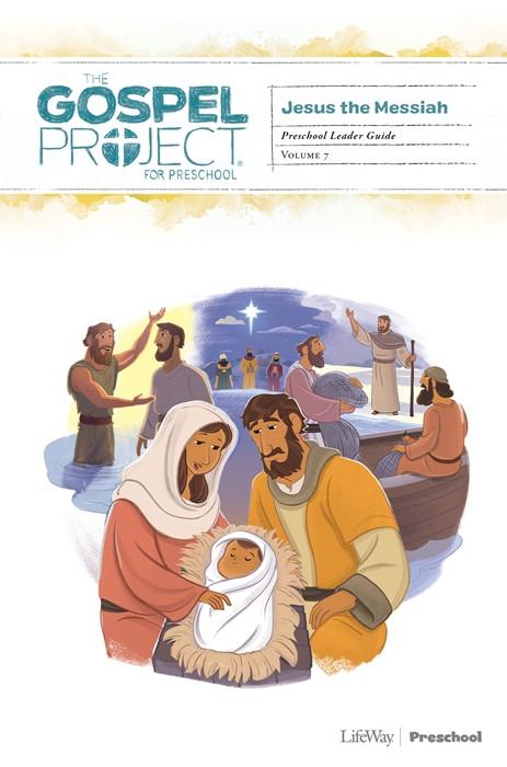Gospel Project: Preschool Leader Guide, Spring 2020 (Spiral Bound)