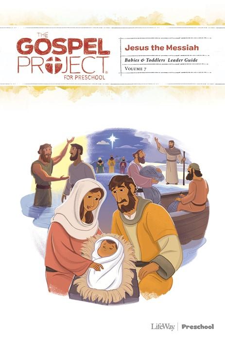 Gospel Project: Babies & Toddlers Leader Guide, Spring 2020 (Spiral Bound)