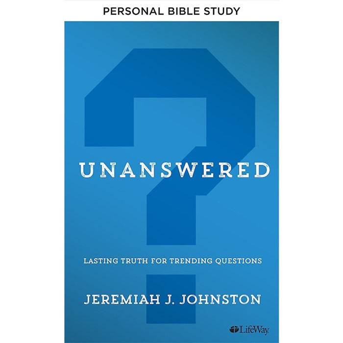Unanswered - Personal Bible Study Book (Paperback)
