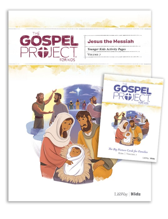 Gospel Project: Younger Kids Activity Pack, Spring 2020 (Kit)