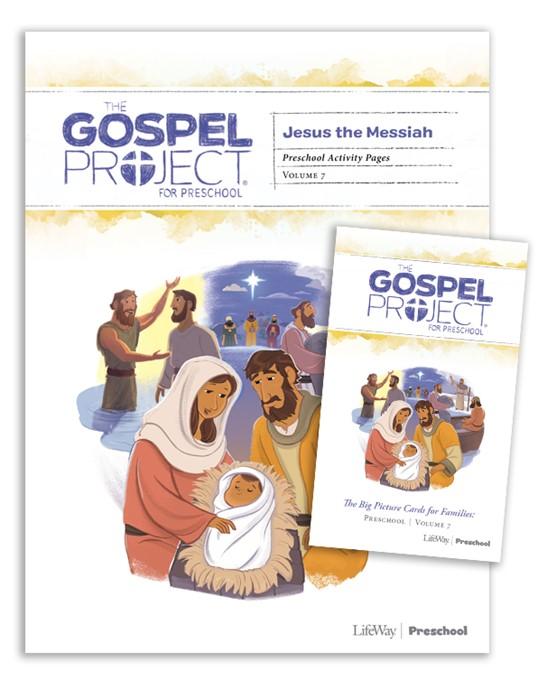 Gospel Projectl: Preschool Activity Pack, Spring 2020 (Kit)