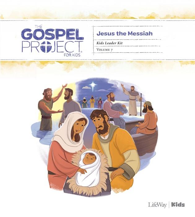 Gospel Project: Kids Leader Kit, Spring 2020 (Kit)