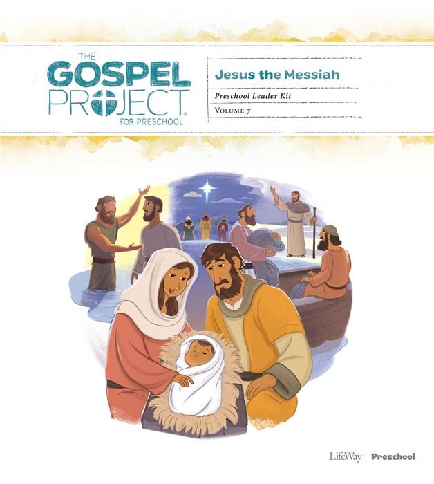 Gospel Project: Preschool Leader Kit, Spring 2020 (Kit)