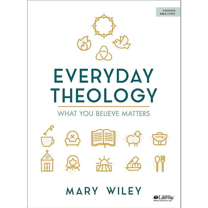 Everyday Theology Bible Study Book (Paperback)