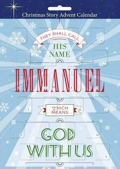 Immanuel A4 Advent Calendar (Calendar)