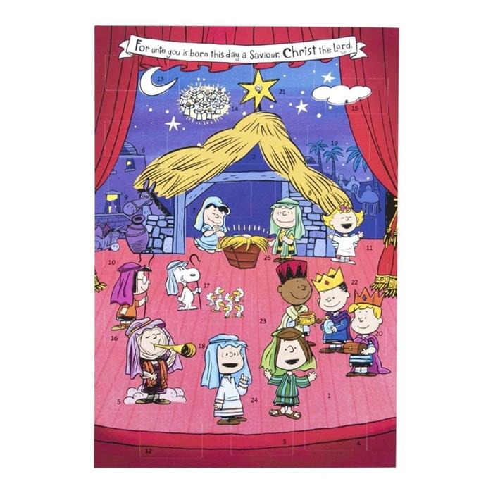 Peanuts Advent Calendar (Calendar)