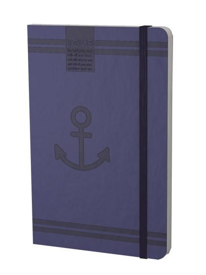 Banded Journal: Anchor (Hard Cover)