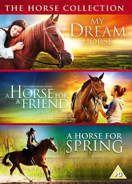 The Horse Collection Boxset DVD (DVD)