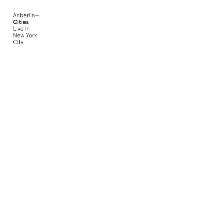 Cities: Live in New York City CD (CD-Audio)