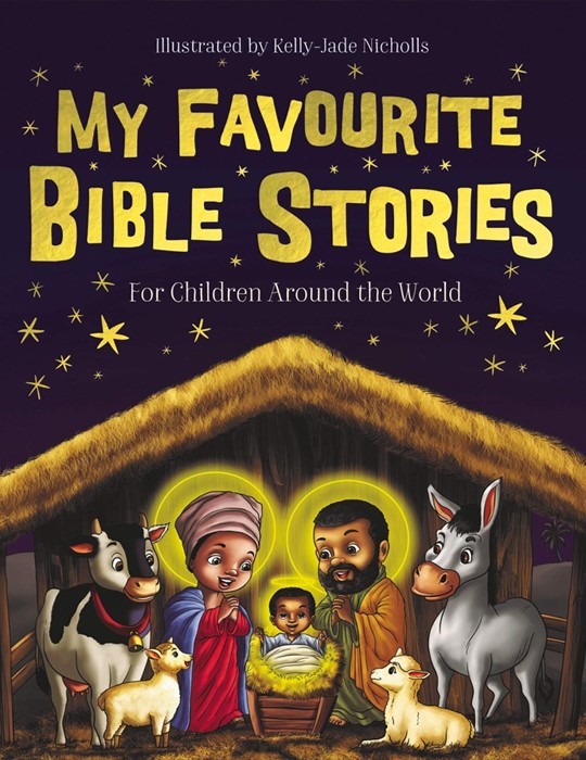 My Favourite Bible Stories (Hard Cover)