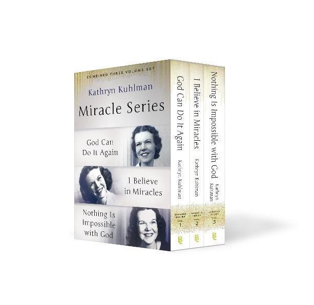 Kathryn Kuhlman Miracle Box Set (Hard Cover)