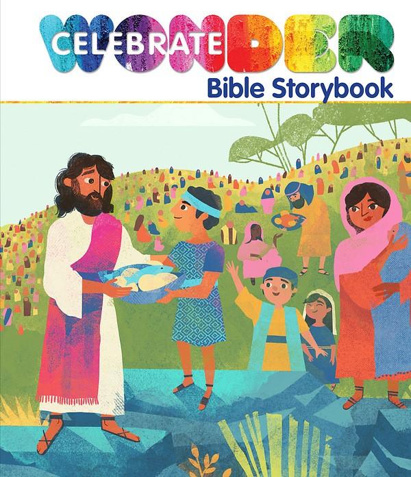 Celebrate Wonder Bible Storybook (Hard Cover)