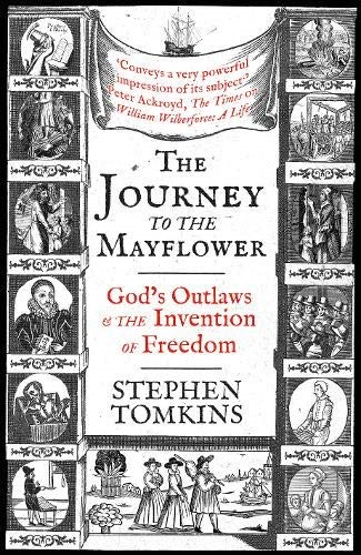The Journey to the Mayflower (Hard Cover)
