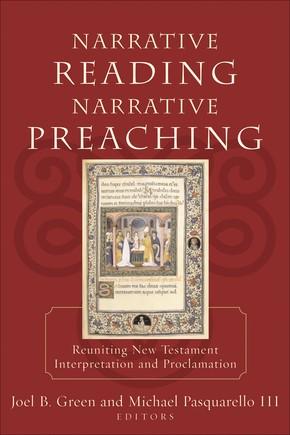 Narrative Reading, Narrative Preaching (Paperback)
