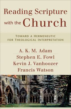 Reading Scripture with the Church (Paperback)