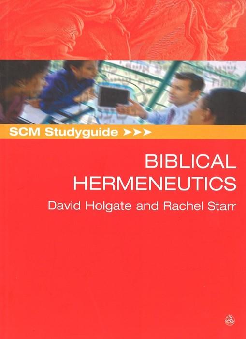 SCM Studyguide: Biblical Hermeneutics (Paperback)