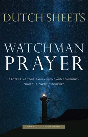 Watchman Prayer (Paperback)