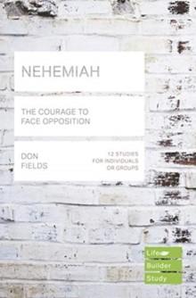 LifeBuilder: Nehemiah (Paperback)