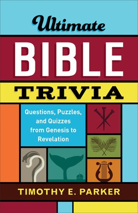 Ultimate Bible Trivia (Paperback)